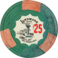 Miscellaneous:Gaming Chips, Las Vegas Casinos: $25 Landmark Chip....