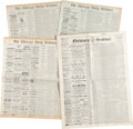 Western Expansion:Cowboy, Chief Joseph and the Nez-Perce: Newspaper Accounts....