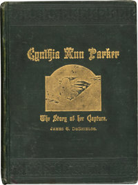 Cynthia Ann Parker: The Story of Her Capture