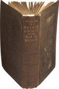Books:Non-fiction, The Other Side or a Mexican History of the War inMexico (1850),...