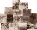 Photography:Cabinet Photos, 19th Century Mining Photographs....