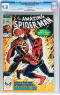Modern Age (1980-Present):Superhero, The Amazing Spider-Man #250 (Marvel, 1984) CGC NM/MT 9.8 Whitepages....