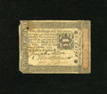 Colonial Notes:Pennsylvania, Pennsylvania October 1, 1773 2s/6d Fine. Nice signatures are pairedwith two missing corner tips and soiling on the back....