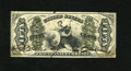 Fractional Currency:Third Issue, Fr. 1356 50c Third Issue Justice About New. A very nice example of this scarcer hand signed variety with surcharges on the b...