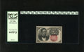 Fractional Currency:Fifth Issue, Fr. 1266 10c Fifth Issue PCGS Very Choice New 64PPQ. Two wide margins are found on this note that has a dot of unknown origi...