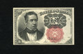 Fractional Currency:Fifth Issue, Fr. 1266 10c Fifth Issue Very Choice New. A lovely short keyMeredith note that has excellent color and ample margins to sup...