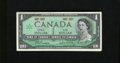 Canadian Currency: , BC-45a $1 1967 Sixty-two Examples.. Here is a nice grouping of this commemorative note. Choice Crisp Uncirculated.. ... (Total: 62 notes)
