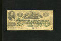 Confederate Notes:1862 Issues, T43 $2 1862. Some crispness is left on this scarcer design that hasa small hole above Judah Benjamin's right shoulder. Fi...