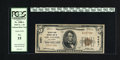 National Bank Notes:California, Los Angeles, CA - $5 1929 Ty. 1 Security-First NB Ch. # 2491. Eight Los Angeles banks issued Series 1929 notes. PCGS F...