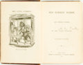Books:Literature Pre-1900, [M.V. Victor]. Miss Slimmens' Window and other papers by Mrs.Mark Peabody. New York: Derby & Jackson, 1859. First e...