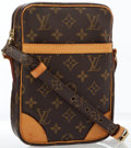 Luxury Accessories:Bags, Louis Vuitton Classic Monogram Canvas Danube Crossbody Bag . ...