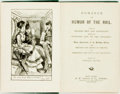 Books:Literature Pre-1900, Stephen Smith, editor. Romance and Humor of the Rail. NewYork: G.W. Carleton & Co., 1873. First edition. T...