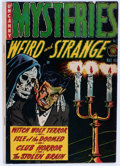 Golden Age (1938-1955):Horror, Mysteries #1 (Superior Comics, 1953) Condition: VG+....