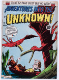 Golden Age (1938-1955):Horror, Adventures Into The Unknown #17 (ACG, 1951) Condition: FN....