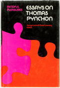 Books:Non-fiction, [Thomas Pynchon]. George Levine and David Leverenz. Mindful Pleasures. Essays on Thomas Pynchon. Little, Brown, [197...
