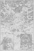 Original Comic Art:Splash Pages, Tomas Giorello King Conan: The Scarlet Citadel Splash Page22 Original Art (Dark Horse, 2011)....