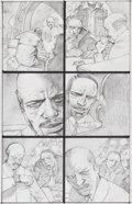 Original Comic Art:Panel Pages, Simon Bisley Tower Chronicles #1 Page 16 Original Art(Legendary, 2012)....