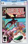 Modern Age (1980-Present):Superhero, Daredevil #224 (Marvel, 1985) CGC NM/MT 9.8 White pages....