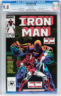 Modern Age (1980-Present):Superhero, Iron Man #200 (Marvel, 1985) CGC NM/MT 9.8 White pages....
