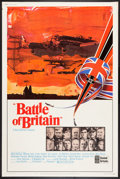 """Movie Posters:War, Battle of Britain (United Artists, 1969). Poster (40"""" X 60""""). War....."""