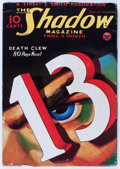 Pulps:Detective, Shadow V9#2 (Street & Smith, 1934) Condition: VG/FN....