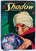 Pulps:Hero, Shadow V9#4 (Street & Smith, 1934) Condition: Average VG....
