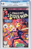Modern Age (1980-Present):Superhero, The Amazing Spider-Man #203 (Marvel, 1980) CGC NM/MT 9.8 Whitepages....