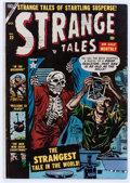 Golden Age (1938-1955):Horror, Strange Tales #23 (Atlas, 1953) Condition: VG....