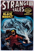 Silver Age (1956-1969):Horror, Strange Tales #71 (Marvel, 1959) Condition: VG+....