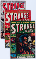 Golden Age (1938-1955):Science Fiction, Strange Tales Group (Atlas/Timely, 1952-61) Condition: AverageFR/GD.... (Total: 21 Comic Books)