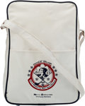Golf Collectibles:Miscellaneous, Charlie Walker Tournament Travel Bag From The Sam Snead Collection....