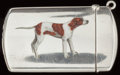 Silver Smalls:Match Safes, A CARTER & HOWE SILVER AND ENAMEL MATCH SAFE, New York, NewYork, circa 1900. Marks: STERLING, (arrow). 2-3/8 incheshig...