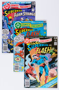 Modern Age (1980-Present):Superhero, DC Comics Presents #1-97 Complete Series Box Lot (DC, 1978-86)Condition: Average FN+....