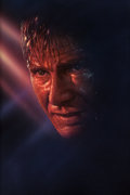 Paintings, CHARLES DAVID DE MAR (American, 20th Century). Harrison Ford, Patriot Games poster art, January 1992. Acrylic on board. ...