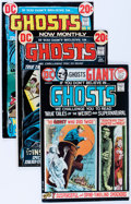 Bronze Age (1970-1979):Horror, Ghosts Group (DC, 1973-77) Condition: Average VF.... (Total: 26Comic Books)