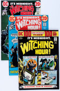 Silver Age (1956-1969):Horror, The Witching Hour Group (DC, 1972-77) Condition: Average VF....(Total: 27 Comic Books)