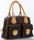 Luxury Accessories:Bags, Louis Vuitton Classic Monogram Canvas Manhattan PM Bag . ...