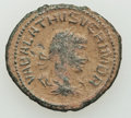 Ancients: Aurelian and Vabalathus (AD 270-275). Lot of four (4) BI antoniniani. ... (Total: 4 coins)