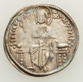 Ancients:Byzantine, Ancients: Andronicus II Palaeologus, with Michael IX (1282-1328).Lot of eight (8) AR basilikons.... (Total: 8 coins)