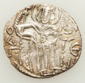 Ancients:Byzantine, Ancients: Manuel I Comnenus, Emperor of Trebizond (1238-1263). ARasper (22mm, 2.88 gm, 7h)....