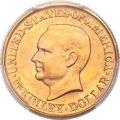 Commemorative Gold, 1917 G$1 McKinley MS66+ PCGS. CAC....