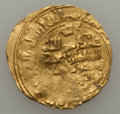Islamic Dynasties: Great Seljuqs. Malikshah (AH465-85 / AD 1073-92) gold Dinar Fine