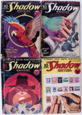 Pulps:Detective, Shadow Box Lot (Street & Smith, 1932-54) Condition: AverageFR/GD.... (Total: 2 Box Lots)
