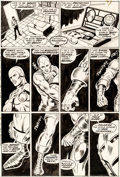 Original Comic Art:Panel Pages, Jim Starlin and Mike Esposito Iron Man #55 Page 7 OriginalArt (Marvel, 1973)....
