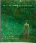 Books:Art & Architecture, Susan Hobbs. INSCRIBED. The Art of Thomas Wilmer Dewing. Smithsonian, [1996]. First edition. Inscribed by the auth...