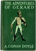 Books:Literature 1900-up, Arthur Conan Doyle. The Adventures of Gerard. New York:McClure, Phillips, 1903. First American edition. Original cl...