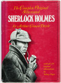 Books:Mystery & Detective Fiction, Arthur Conan Doyle. The Complete Original Illustrated SherlockHolmes. Castle Books, 1977. Thick quarto. Publisher's...