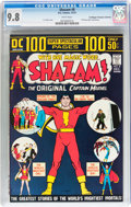Bronze Age (1970-1979):Superhero, Shazam! #8 Don/Maggie Thompson Collection pedigree (DC, 1973) CGC NM/MT 9.8 White pages....