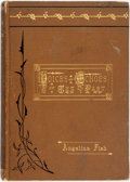 Books:Literature Pre-1900, Angelina Fish. INSCRIBED. Voices and Echoes of the Past.Brooklyn: Angelina Fish, 1885. First edition. Twelvemo. P...