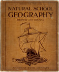 Books:Science & Technology, Jacques W. Redway and Russell Hinman. Natural School Geography. New York: American Book Company. [1907]. Later editi...
